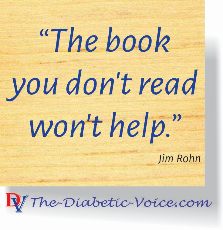 The book you don't read won't help